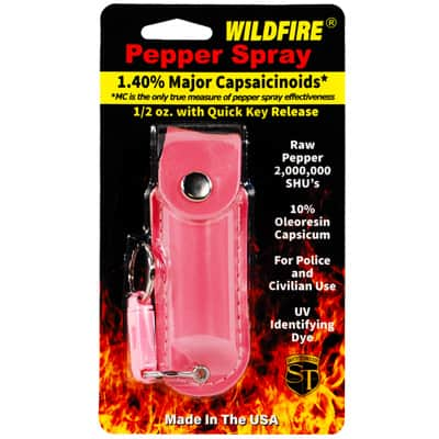 wildfire-pink-leatherette